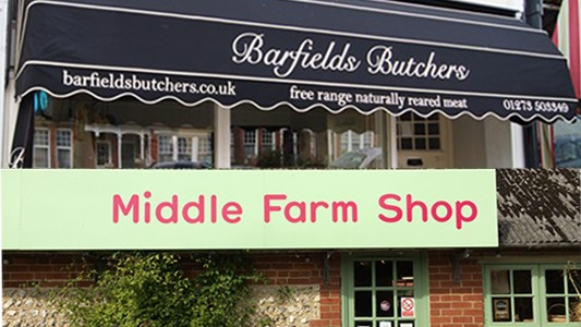 Middle Farm Barfields