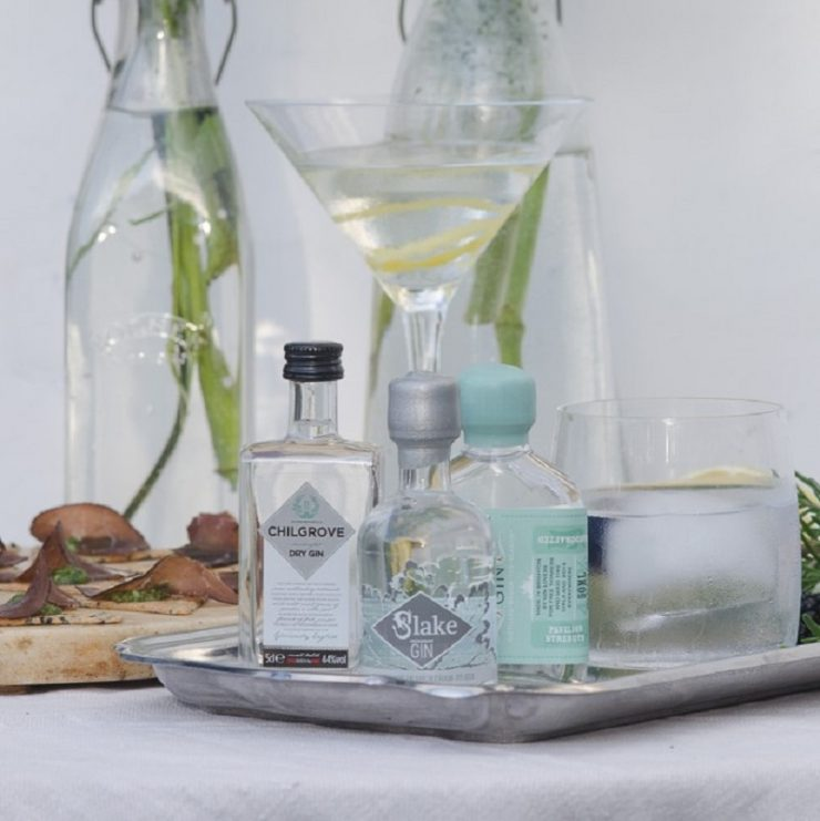 Sussex Gin Tasting Kit