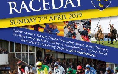 Racing, Sussex artisan food, music & morris dancing