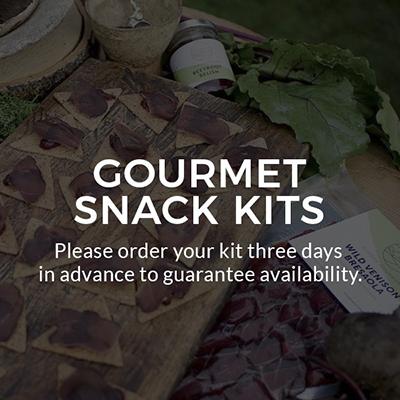 Gourmet Snack Kits