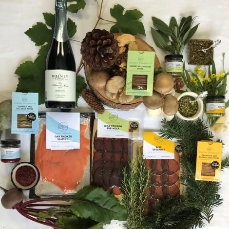 Sussex Countryside Hamper - The perfect Sussex Christmas hamper
